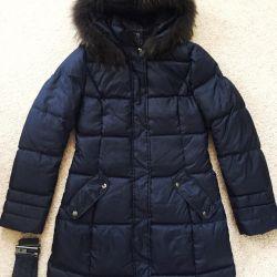 Χειμώνας μετασχηματισμένο μπουφάν, μέγεθος S (42-44)