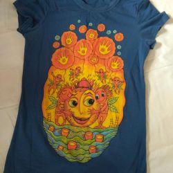 Resimli tişört