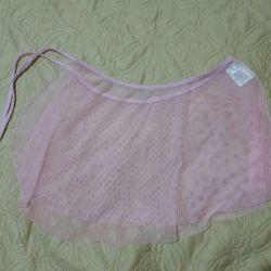 Skirt for dancing / gymnastics
