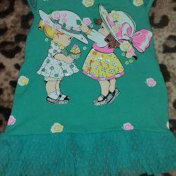 Φόρεμα + κάλτσες 3 ζευγάρια