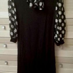 Το φόρεμα είναι καινούργιο, r. 46-48