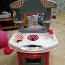 Кухня игрушка
