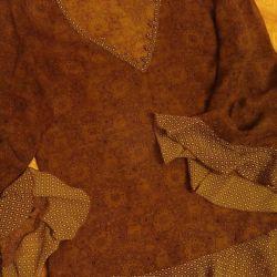 Нова блузка, шіфон.44-46.