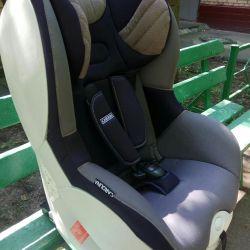 Carolina Isofix car seat for rent