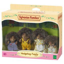 Game set Sylvanian Families Family Hedgehogs