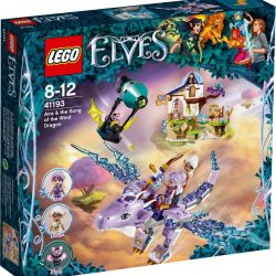 Lego Elves Designer Eyre and the Dragon Song of the Wind