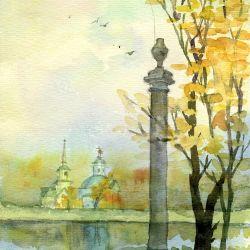 Autumn Kuskovo