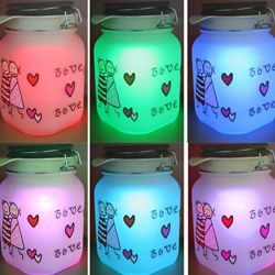 Lamp love is a great gift