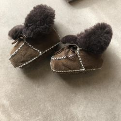 Warm boots booties