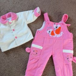 Children's clothes cheap, everything is in excellent condition