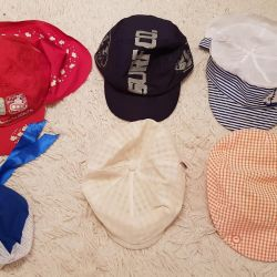 Caps for children from 1-3 years old