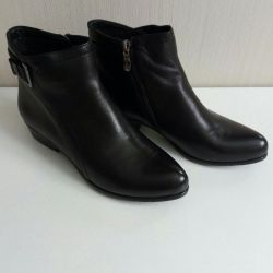 Boots (din piele) 39-40