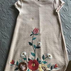 Dress for girls Zara 140cm