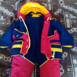 Children's winter set