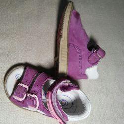 Sandale ortopedice Twiki, r.
