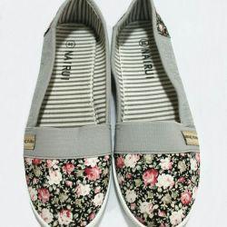 Female ballet shoes 39 size
