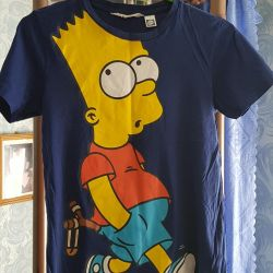T-shirt for a teenager 10-12 years old