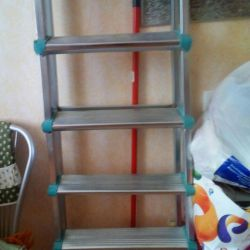 Ladder - Step-ladder New