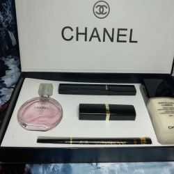 Set Chanel 5 in 1.