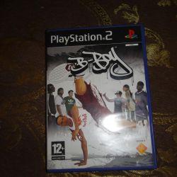 Игра для PlayStation 2 B-Boy