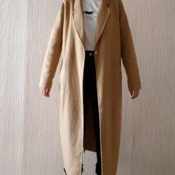 Bershka thin coat