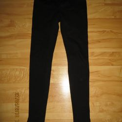 I will sell the warmed leggings for pregnant women, 44-46 r