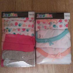 Șervețele și tricouri pentru o fată, Germania