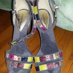 Python sandals 38