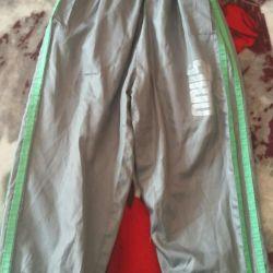 Pantaloni sport pentru băiat