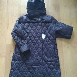 New down jacket p.52