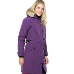 Canada Goose Kensington Park original down jacket