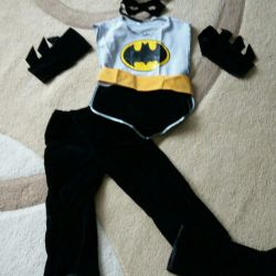 New Year costume for boys