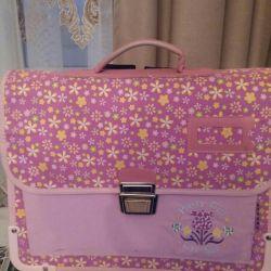 портфель для девочек.