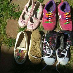 Ayakkabı boyutu 30