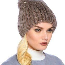 Yeni vizon şapka