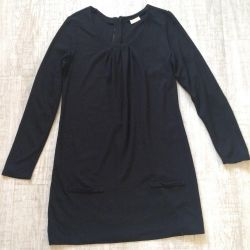 Dress (tunic), suitable for pregnant women