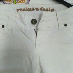 Белые джинсы review 28