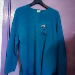 Pullover jumper female large size