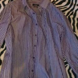 Рубашки мужские L XL