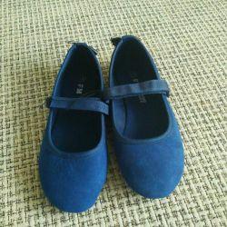 Bale ayakkabıları yeni, nehir 31
