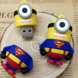 Cool 16 GB USB flash drive in the form of a minion
