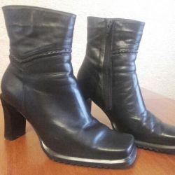 Kadın kış düşük çizmeler