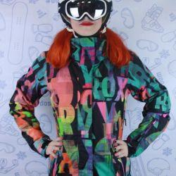 Roxy ski jacket size XS