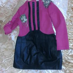 92-98 designer dress