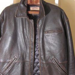 Super leather jacket