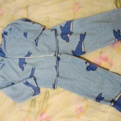 Pajama Terry 116