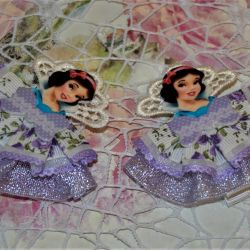 Clips with princesses.