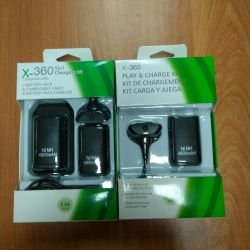 Charger for xbox360 gamepad