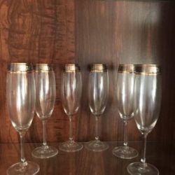 Şampanya bardağı