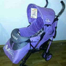New baby carriage